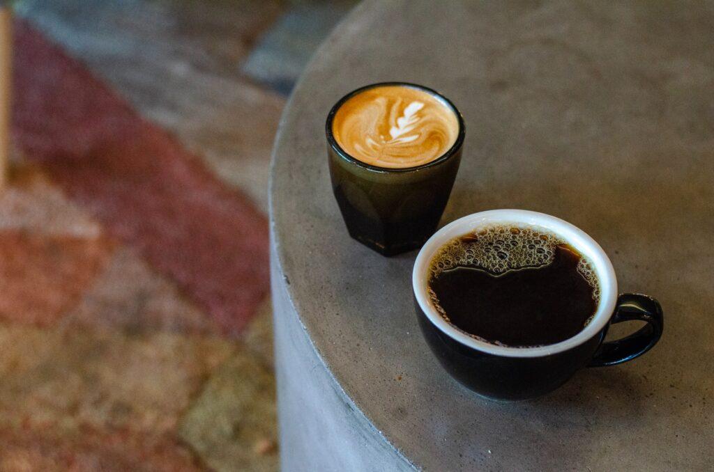 カフェラテ コーヒー