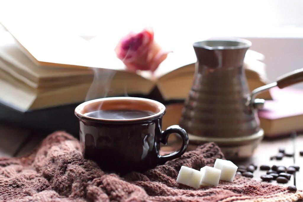 コーヒー 角砂糖