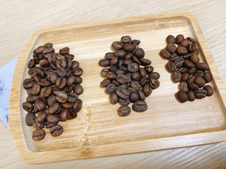 オリジナルブレンドコーヒーの具体例
