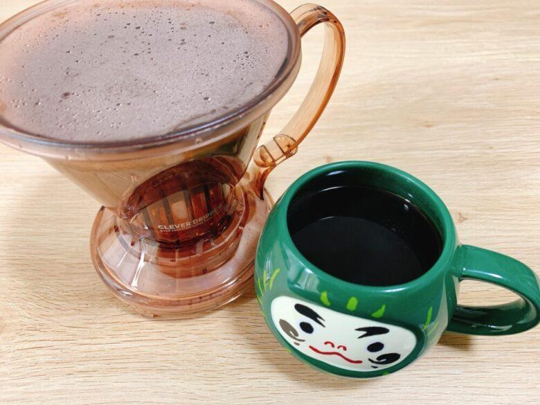 クレバーコーヒードリッパー コーヒー