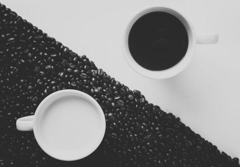 コーヒー ミルク