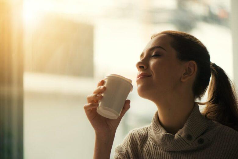 コーヒー スッキリ