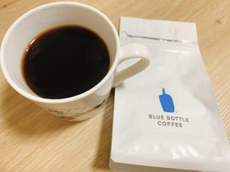 ブルーボトルコーヒー コーヒー