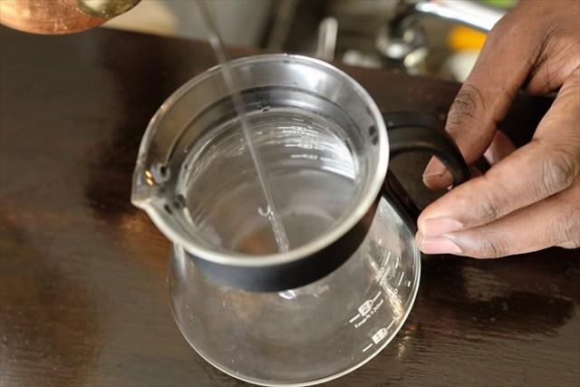 コーヒー淹れ方①