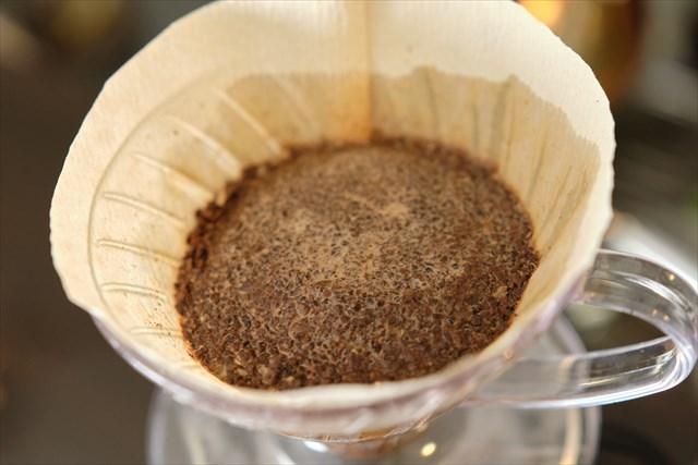 コーヒー淹れ方④