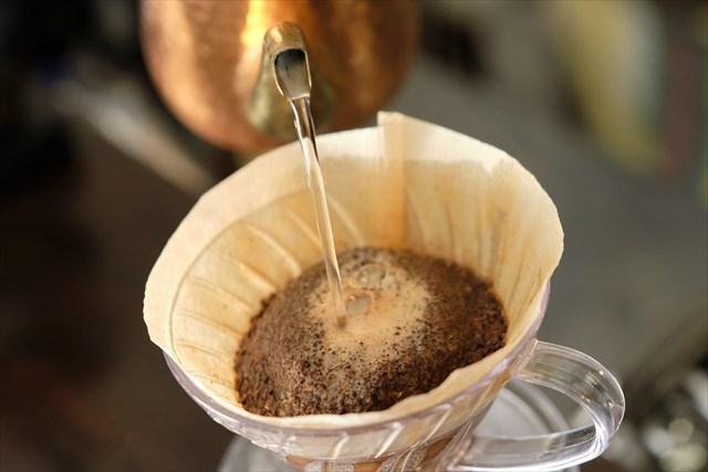 コーヒー淹れ方⑤