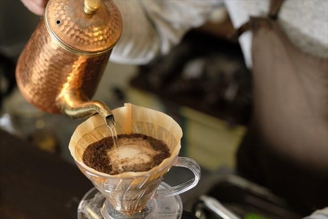 コーヒー淹れ方⑥
